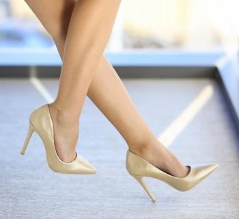 Pantofi Labest Aurii