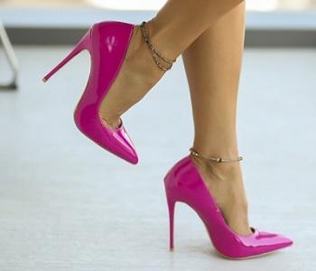 Pantofi Nuto Fuchsia