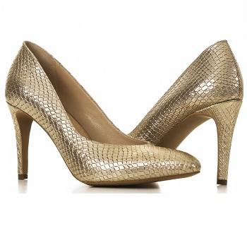 Pantofi cu toc CONDUR by alexandru aurii