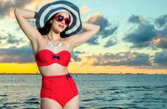 15 Costume de Baie cu Talie Inalta in Care vei Atrage Privirile