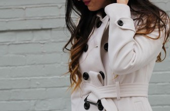 Paltoane Albe de Dama – Modele Elegante de Iarna
