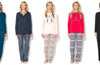 Pijamale de Dama din Bumbac – Modele Haioase si Pufoase