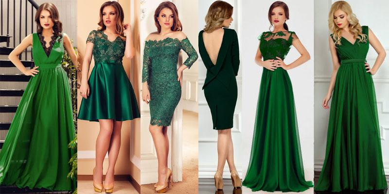 cumpara popular Produse noi cost scăzut Rochii Verde Smarald – Alternativa Eleganta la Rochiile Negre ...
