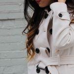 paltoane albe
