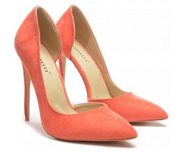 Pantofi Bizar Corai