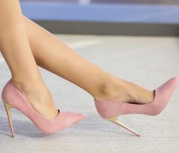Pantofi Bond Roz