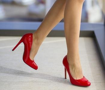 Pantofi Brony Rosii