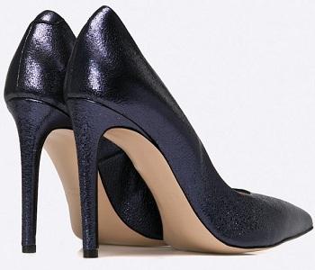 Pantofi stileltto bleumarin Gino Rossi