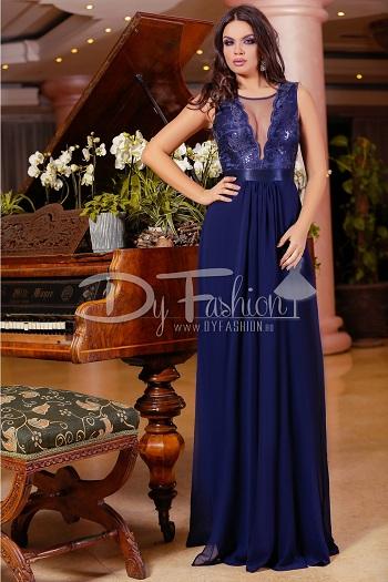 Rochie Jewel Dark Blue