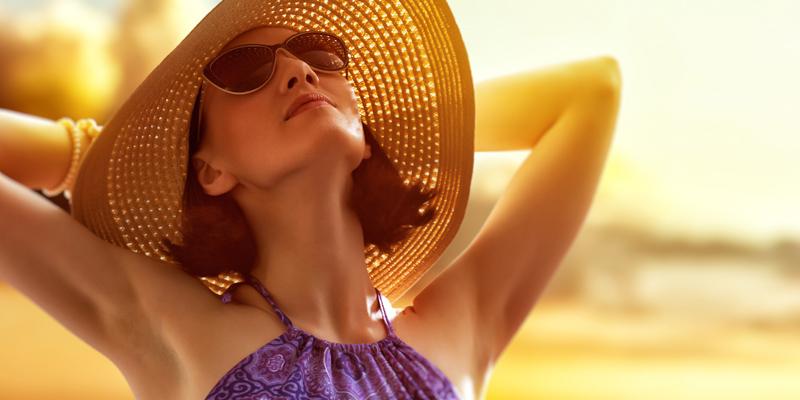 cum sa te protejezi de razele soarelui