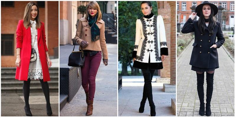 paltoane la moda pentru femei