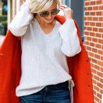 pulovere din casmir pentru femei