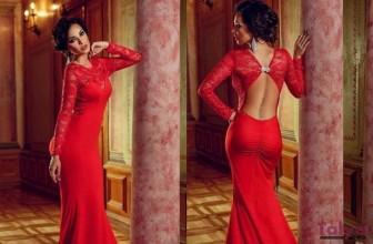 Culoarea rosie este o alegere inspirata. Cum o asortezi?
