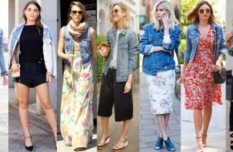 Geci de Blugi Pentru Femei – Modele de Geci si Jachete din Denim