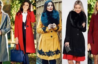 Paltoane de Dama 2018 – Modele Superbe in Magazinele Online