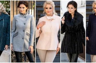 Modele de Paltoane de Dama Elegante ce iti Tin de Cald in Sezonul Rece de Iarna