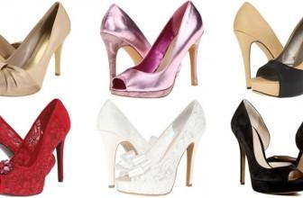 Pantofi Peep Toe – Pantofii Decupati in Fata Eleganti si Sic