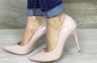 Pantofi Stiletto Crem – Lasa Impresia unor Picioare mai Lungi