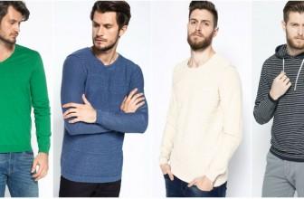 Bluze si Pulovere Barbati de Firma Pentru Primavara