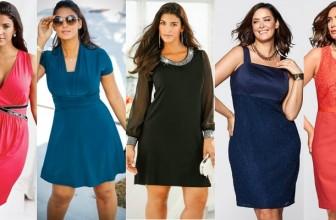 Modele Elegante de Rochii de Ocazie pentru Femei Plinute