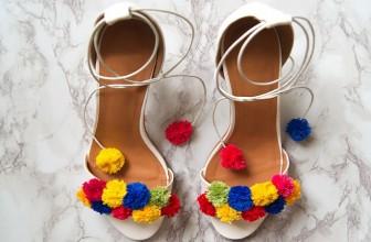 Sandale cu Franjuri si Sandale cu Ciucuri Pompon la Moda in 2018