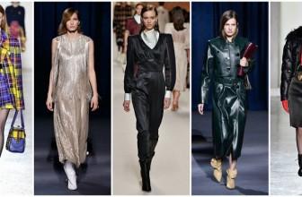 10 Trenduri in Fashion pentru Toamna – Iarna lui 2018 – Ce Purtam in Sezonul Rece?