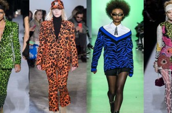 Care sunt tendintele in moda in sezonul toamna – iarna 2018?