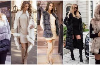 Veste de Blana Artificiala Pentru Femei – Cele mai Calduroase si Ieftine Modele de Veste Dama